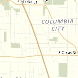 P-Patch Map - Neighborhoods | seattle gov